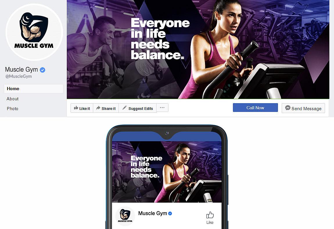 Facebook Cover Design 3